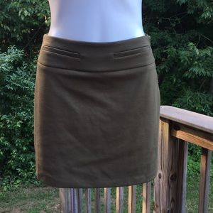 Candie's lined mini skirt size XS